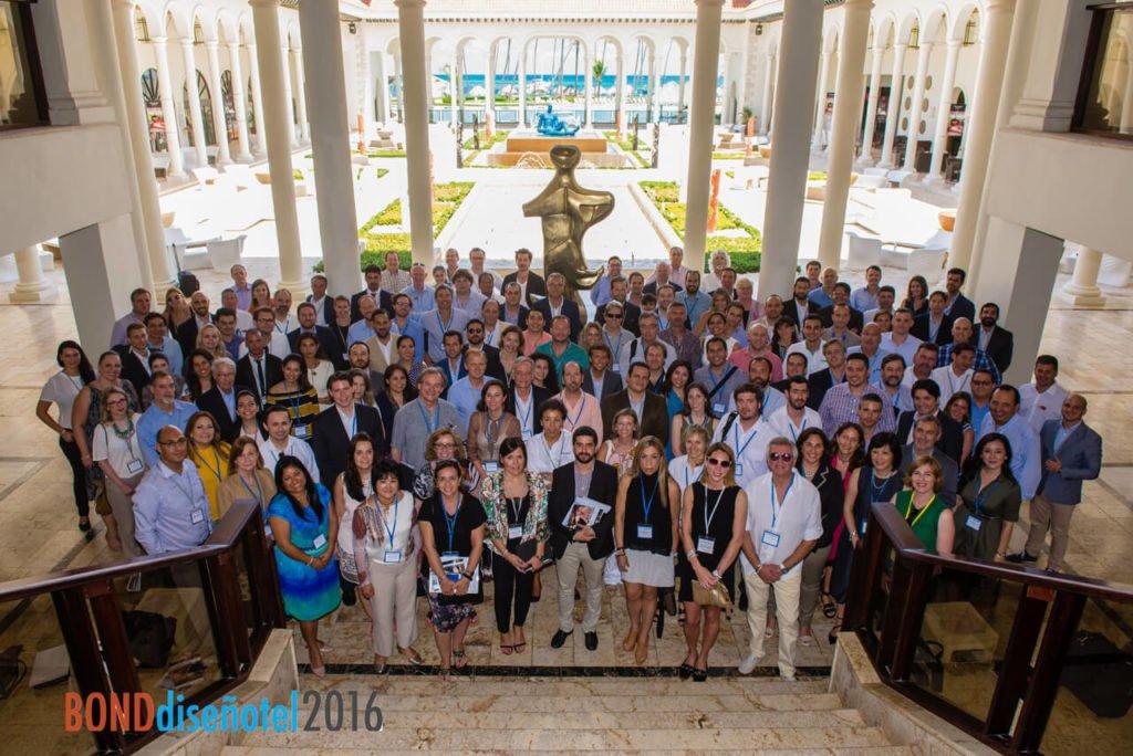 Buenos diseños, mejores negocios. BONDdiseñotel 2016