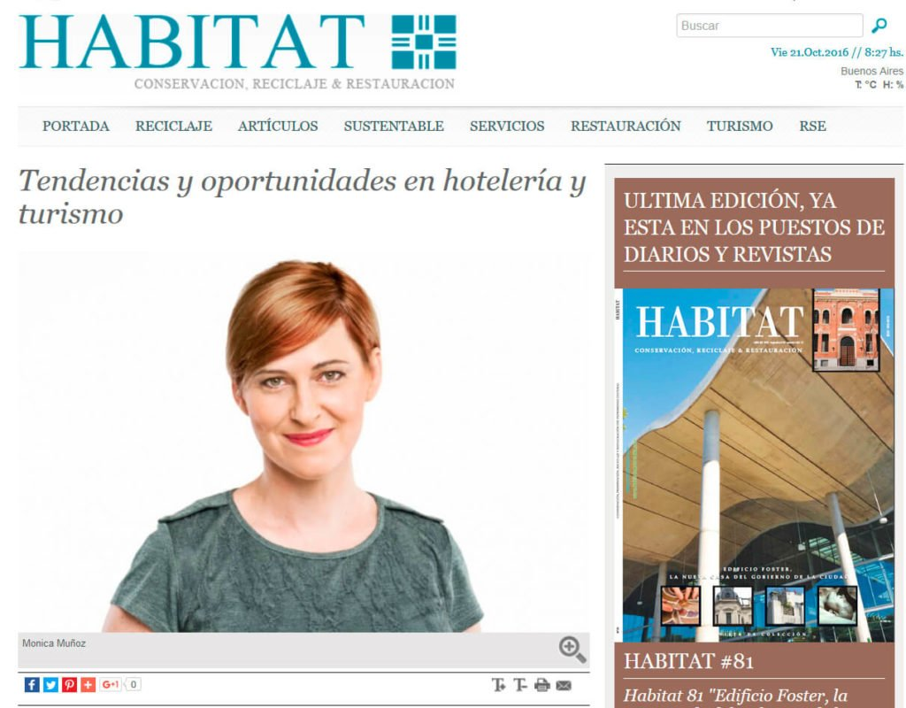 20160927_Tendencias y oportunidades en hotelería y turismo_HABITAT