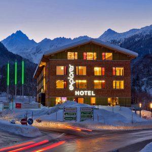 Hotel Explorer Passivhaus
