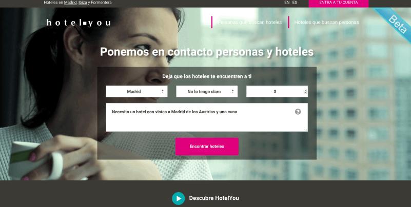 HotelYou: machine learning, inteligencia artificial aplicada a turismo