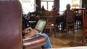 Coworking en restaurantes