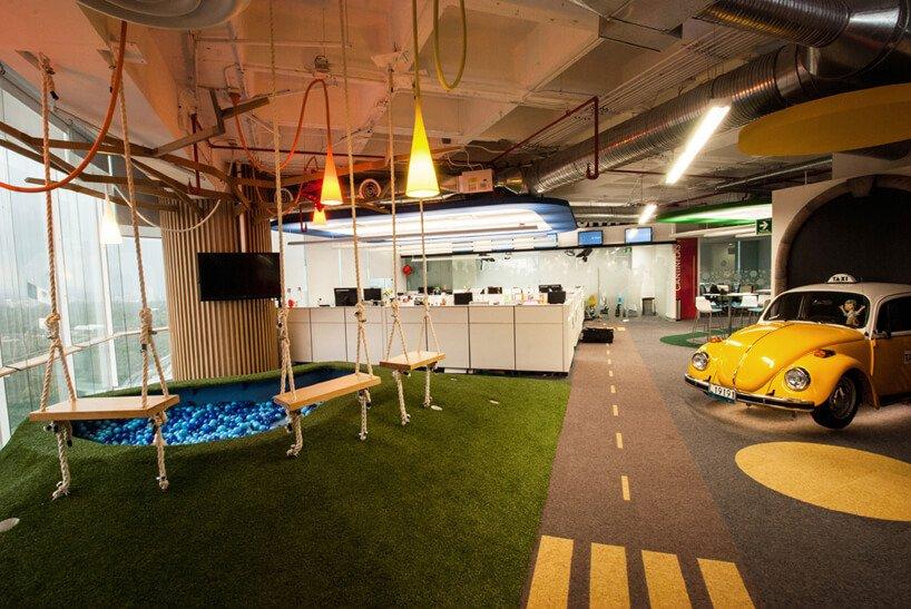 taller de design thinking en ISDI Barcelona
