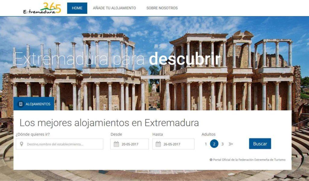 jornada comercialización turismo rural Extremadura
