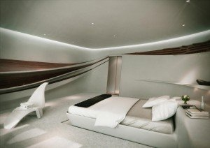 Hotel futurista alpes