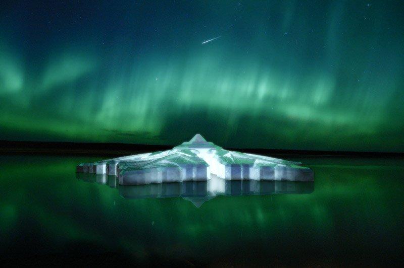 Hotel flotante The Krystall
