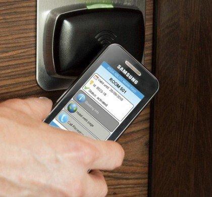 NFC: Abrir la habitación con el móvil