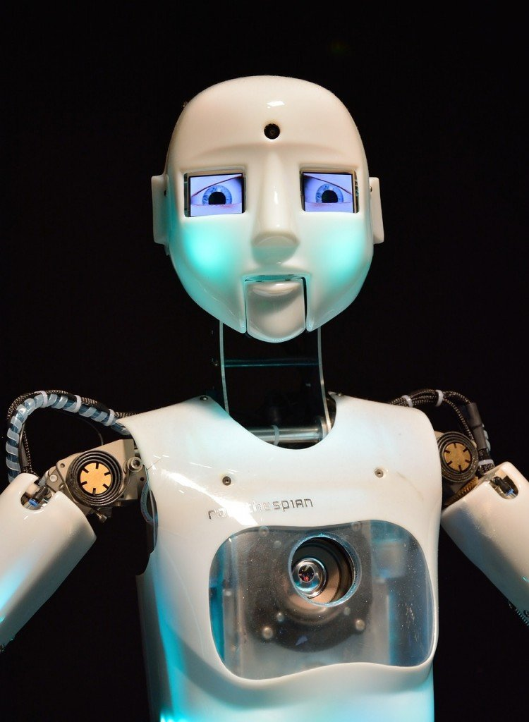 robots hoteles