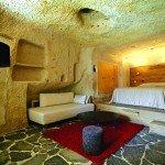 Vanguardia y tradición rupestre en Serinn House