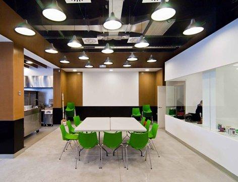 Cocina-Laboratorio de Innovación B&F-Heineken