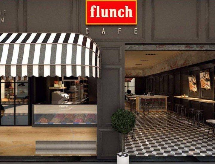 Flunch Café – Rebranding masterfranquicia