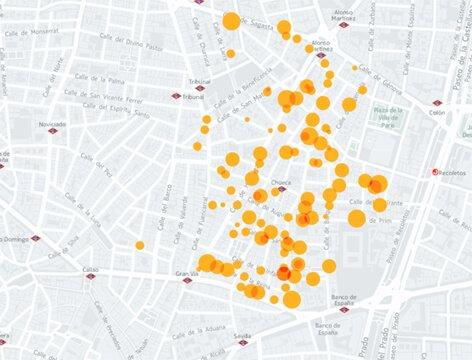 Investigación de mercado restauración, restaurantes, madrid, estudio de mercado