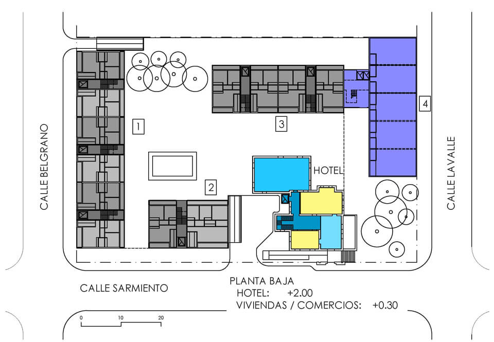 Business Model and Repositioning for Hospitality use of a Heritage protected building | Palacio Otamendi