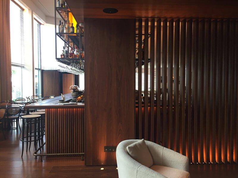 Estudio de mercado hotelero para restauración en hotel de lujo en Barcelona - The Barcelona EDITION