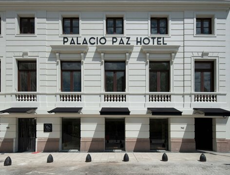 Palacio Paz Hotel Modelo de Negocio busines model