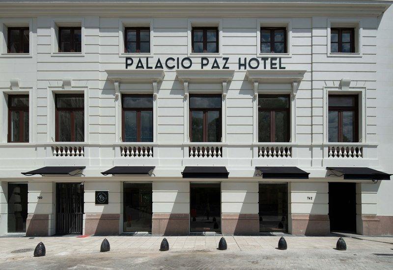 Palacio Paz Hotel Modelo de Negocio