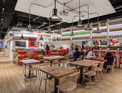 portafolio-portfolio-proyectos-trabajos-projects-works Gestión del Diseño en nueva franquicia de pizzerías-cervecerías Via Birra