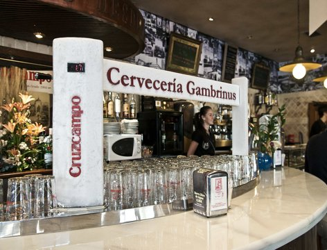 Plan Renove Gambrinus