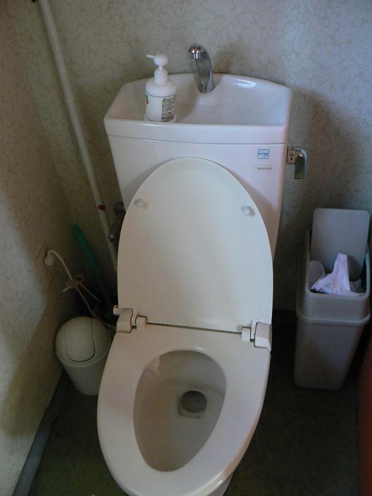 Ahorrar agua en el wc the innova room for Mueble encima wc